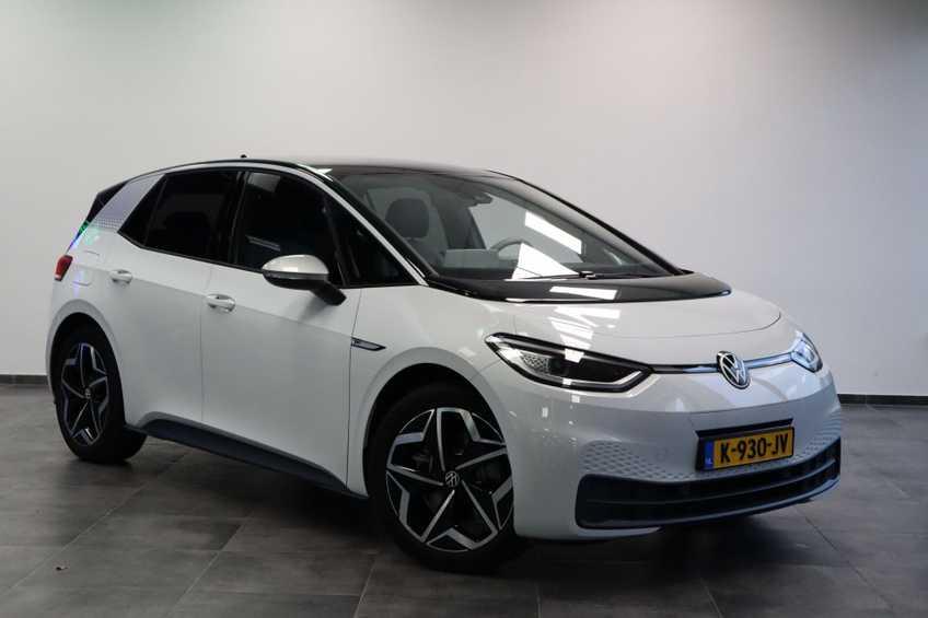 """Volkswagen ID.3 First Plus EX BTW! 8% Bijtelling 19""""LMV afbeelding 1"""
