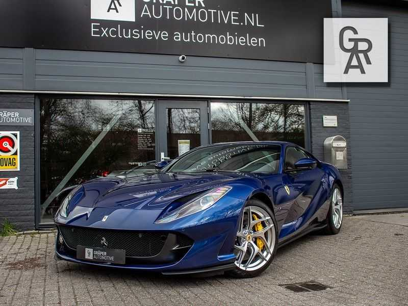 Ferrari 812 Superfast 6.5 V12 HELE | Daytona Carbon Seats | Lift | afbeelding 1