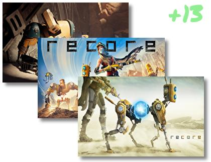 ReCore theme pack