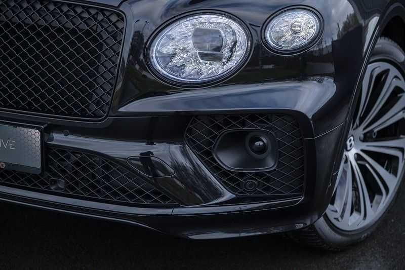 Bentley Bentayga V8 FIRST EDITION MY 2021 + Naim Audio + Onyx Pearl Black + Apple CarPlay (draadloos) afbeelding 16
