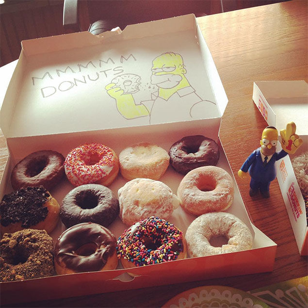 There's No Place Like Home Donuts
