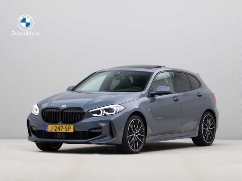 BMW 1 Serie 118i High Exe Edition Aut. M-Sport afbeelding 1