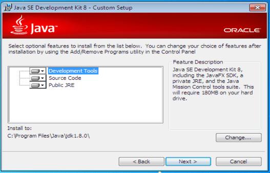 Install Java8 - 2