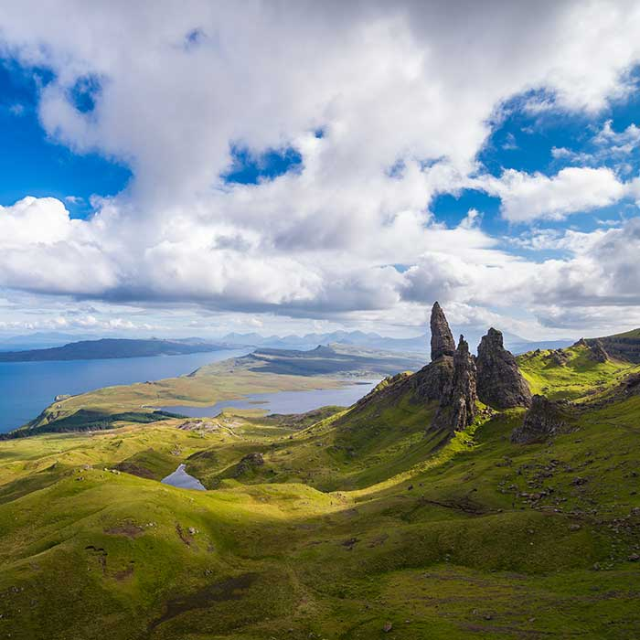 London Photographer: The Old Man of Storr, Isle of Skye, Scotland
