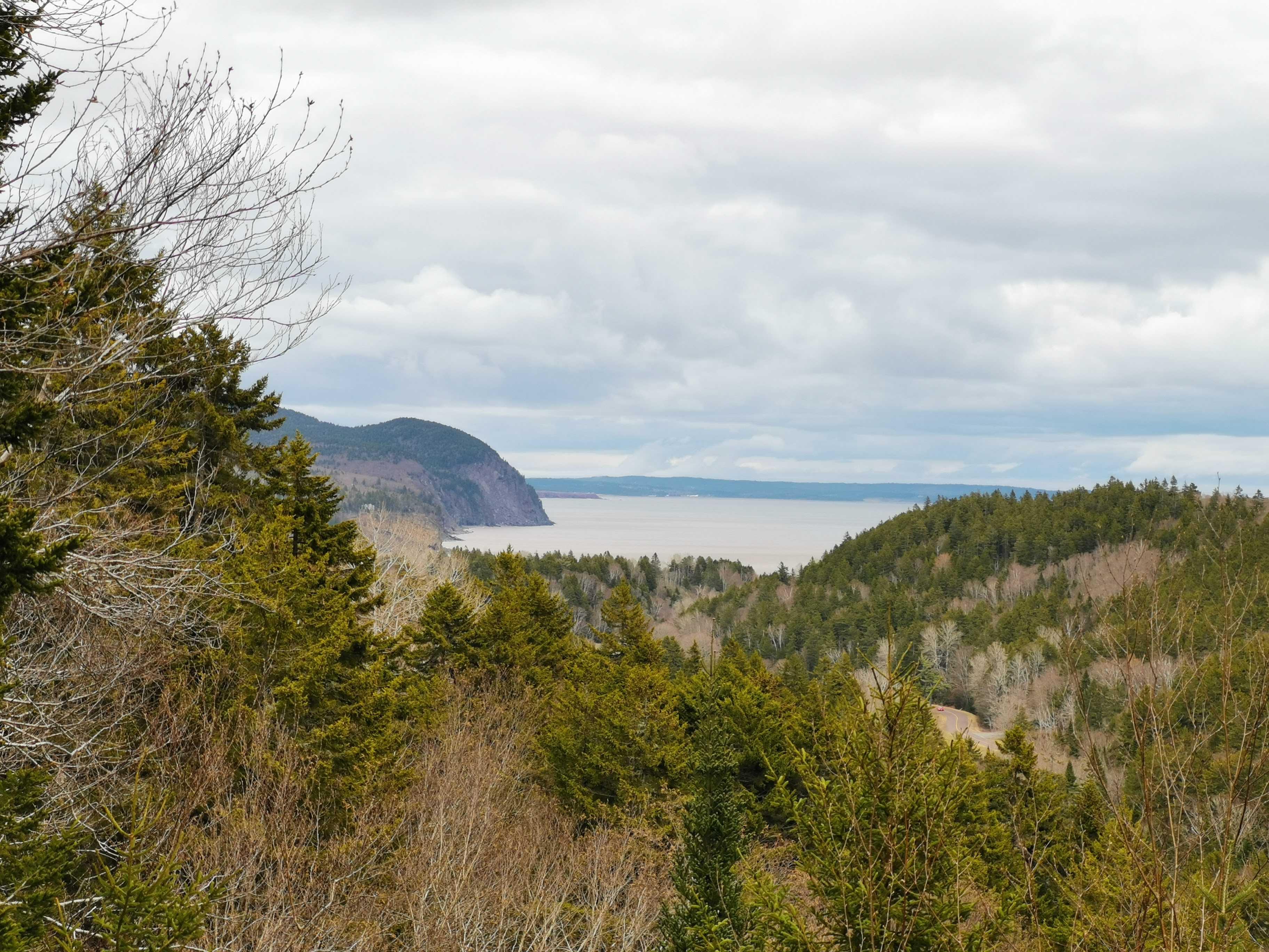 La baie de Fundy : ses marées, son parc national et sa pluie cover image