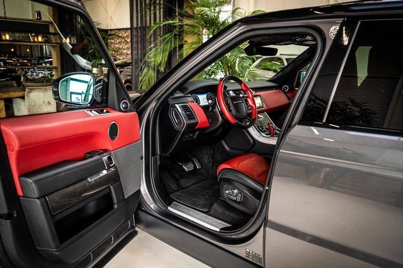 Land Rover Range Rover Sport P575 SVR | Panorama | Stoelkoeling | HUD | Carbon afbeelding 7