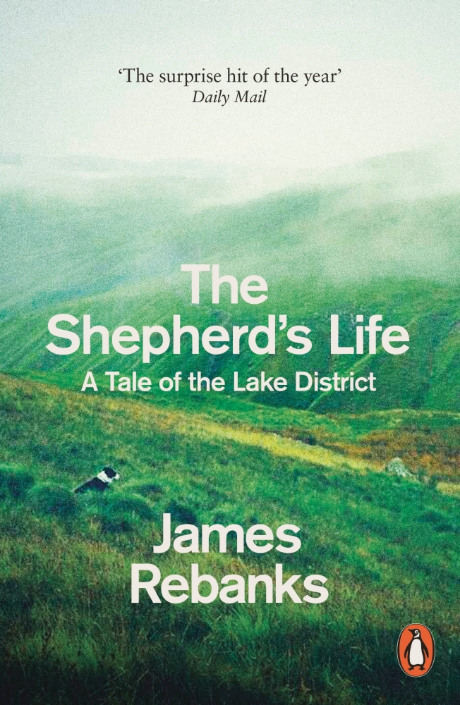 cover of The Shepherd's Life by James Rebanks