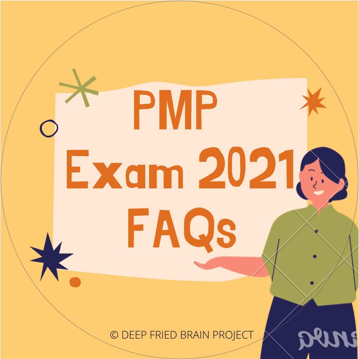 PMI PMP Certification Exam Frequently Asked Questions (FAQ)