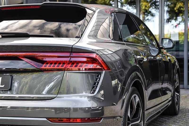 Audi RS Q8 NP.258K DYNAMIC PLUS+PANO.DAK+DESIGNPAKKET afbeelding 10