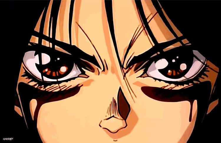 Battle Angel Alita - Fury's Eye