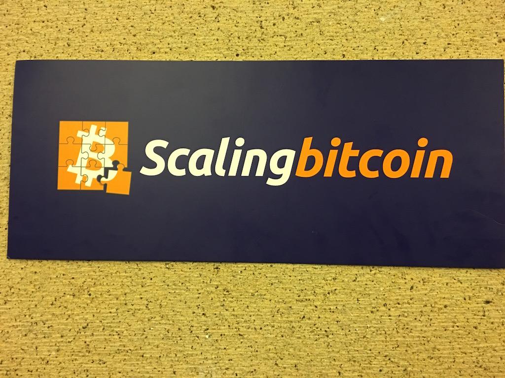 The Scaling Bitcoin Genesis Block