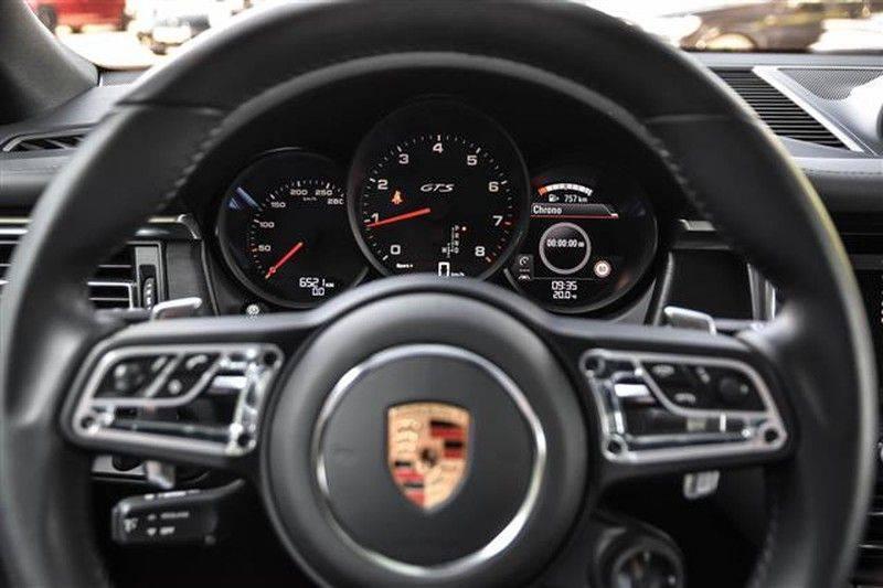 Porsche Macan GTS LUCHTV.+PANO.DAK+BOSE+SPORTCHRONO NP.150K afbeelding 7