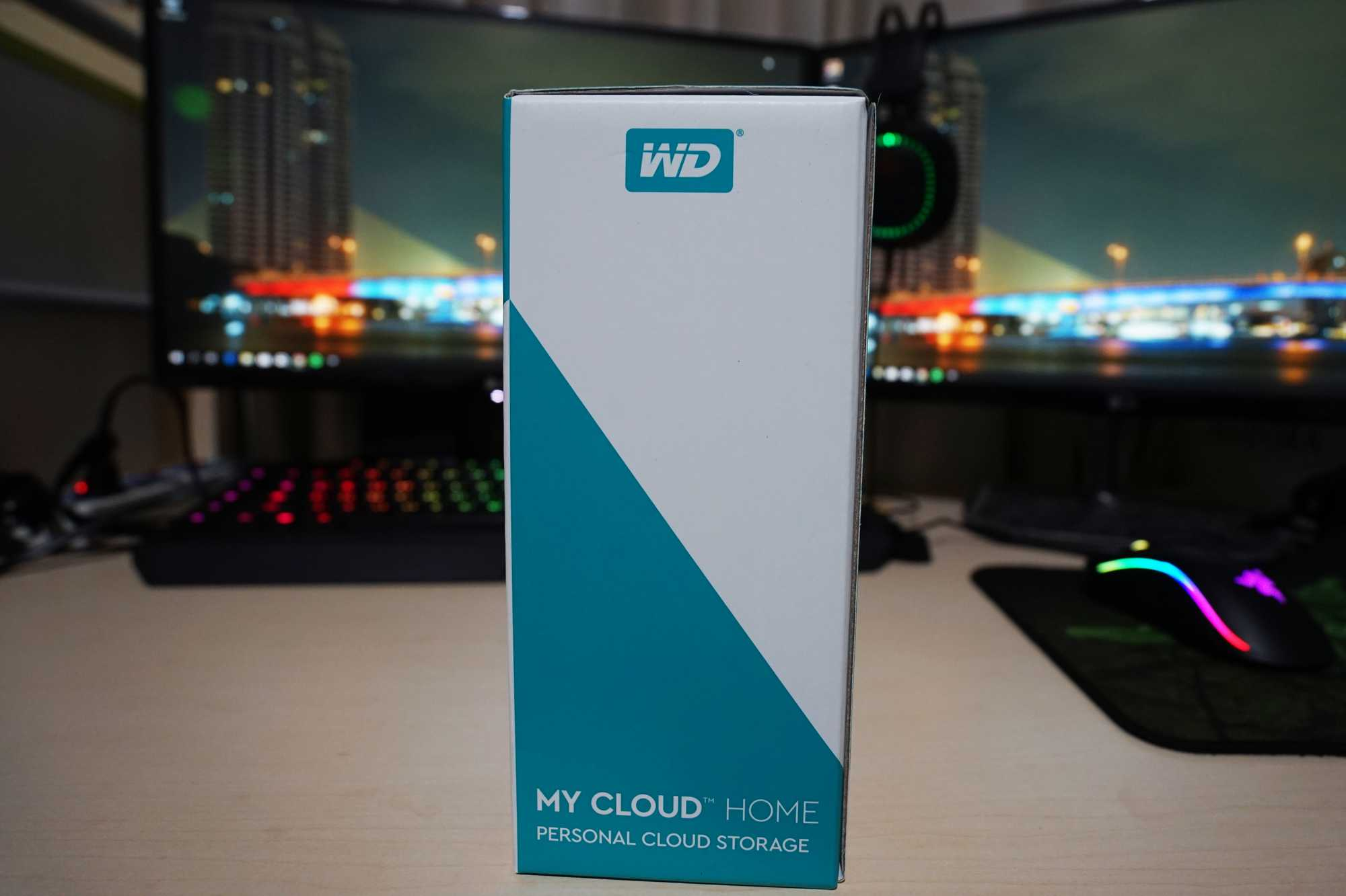 review wd my cloud home 2