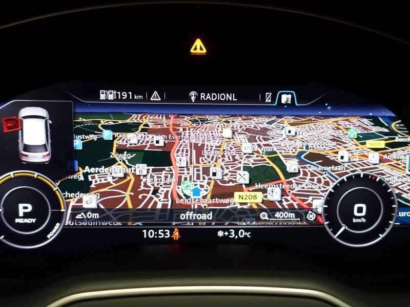 Audi Q7 3.0 TDI e-tron 374pk Quattro S-Line Autom- Bose, Virtual Cockpit, 360 Camera, Park Assist, Leer afbeelding 3