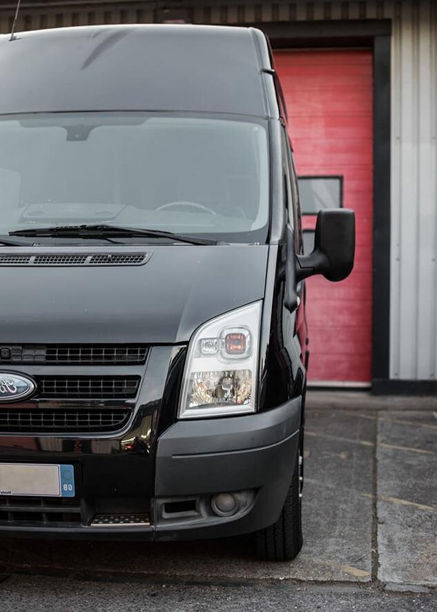 Ford Transit Paint Correction,Ceramic Coating,Detailing,Headlight Restoration,Paintwork Enhancement,Paintwork Protection