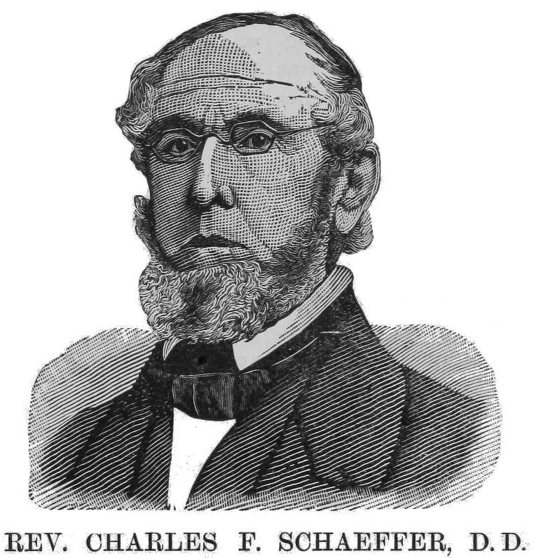Charles Frederick Schaeffer