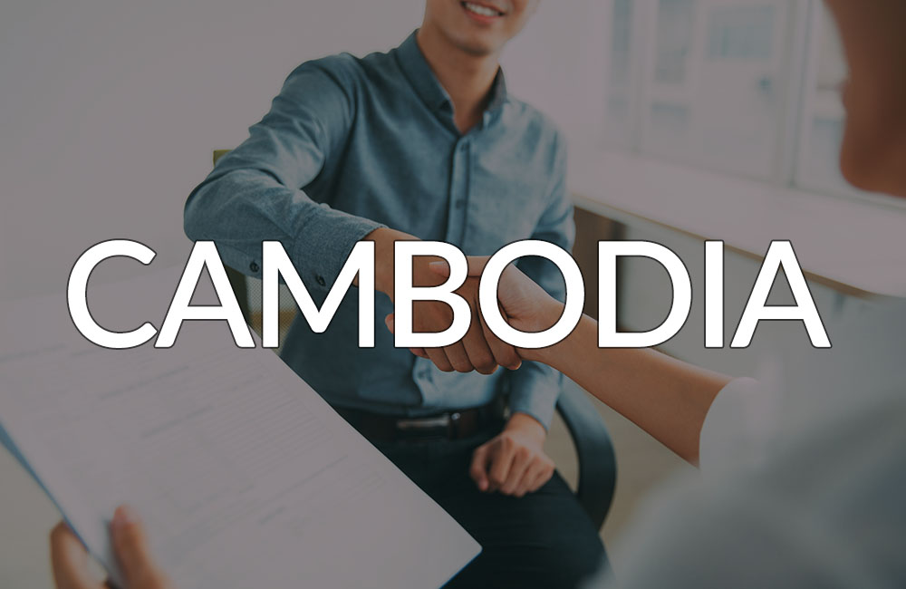 Working in Cambodia banner
