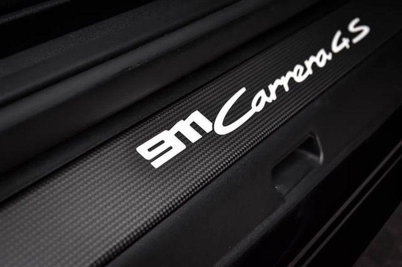 Porsche 911 4S SCH.DAK+4WSTURING+CARBON+ACC+MATRIX LED afbeelding 22