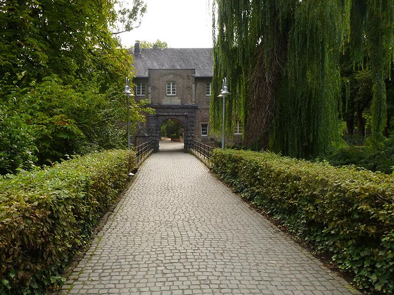 Замок Рейд