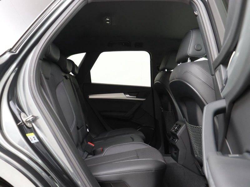 Audi Q5 50 TFSI e 299 pk quattro S edition   S-Line  Assistentiepakket City/Parking/Tour   360* Camera   Trekhaak wegklapbaar   Elektrisch verstelbare/verwambare voorstoelen   Adaptive Cruise Control   Verlengde fabrieksgarantie afbeelding 24