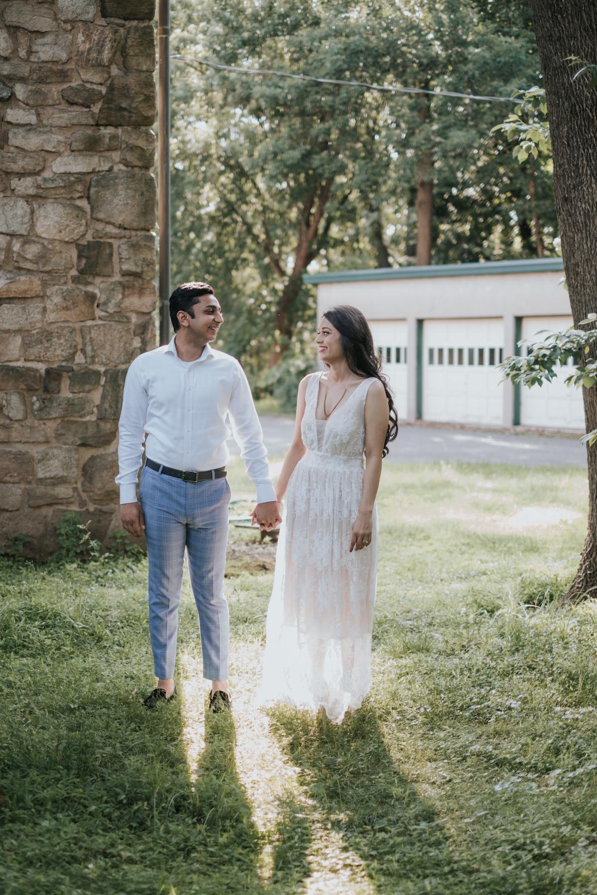 Krishna & Ravi's Engagement Session
