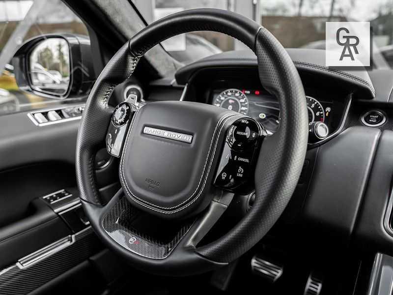 Land Rover Range Rover Sport 5.0 V8 SC SVR afbeelding 15