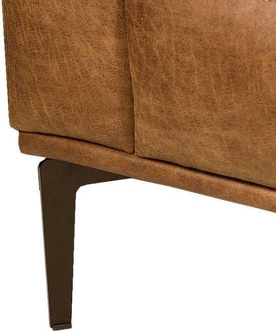Homingxl Bank Tulp 3zits Leer Colorado Cognac 03 9200000079952538_1 Stevig