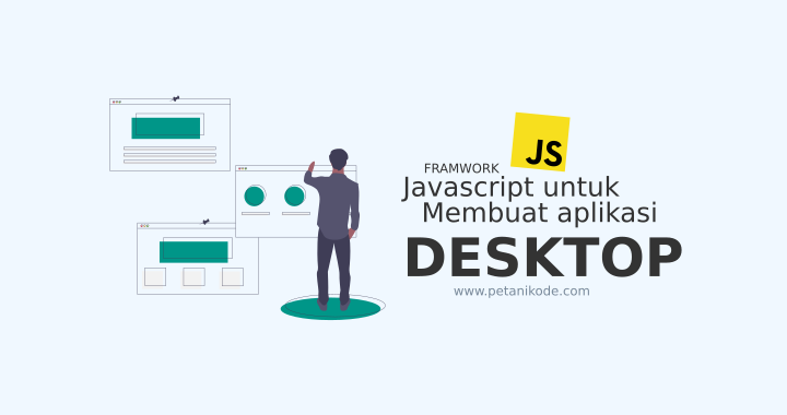 Javascript Framwork for creating Desktop applications