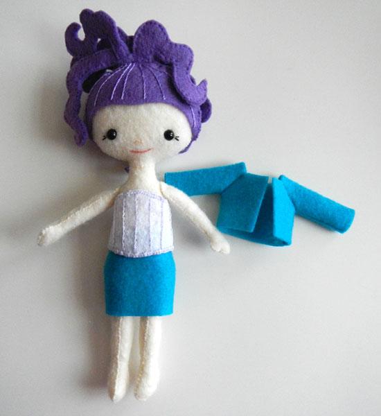 Pocket Pixie Wardrobe Design