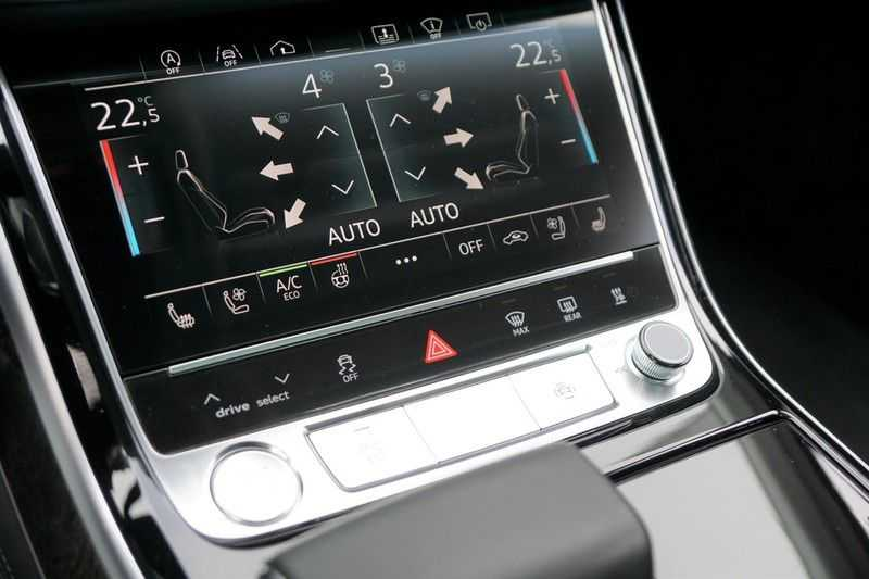 Audi A8 50 TDI quattro Pro Line Plus / B&O / ACC / Side & Lane Assist / Head-Up / Nieuwpr: 168.000,- afbeelding 14