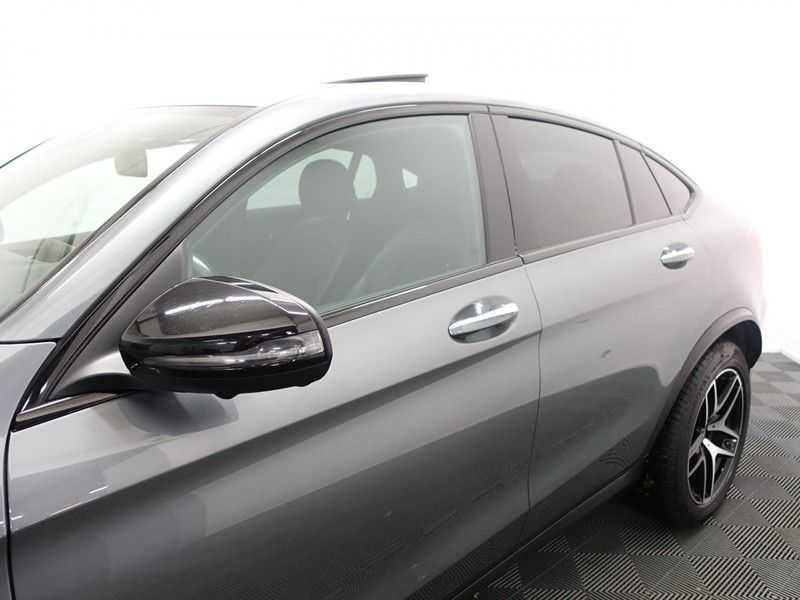 Mercedes-Benz GLC Coupé 350 D 4MATIC 259pk AMG 9G Aut- Pano, Leer, Rijassistentiepakket, Full afbeelding 24