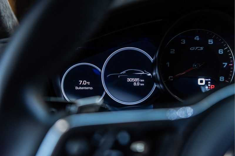 Porsche Panamera Sport Turismo 4.0 GTS   Innodrive   Panorama   Burmester   Head Up Display   NP 229.000 afbeelding 16