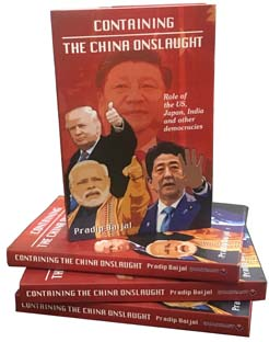 Containing the China Onslaught book