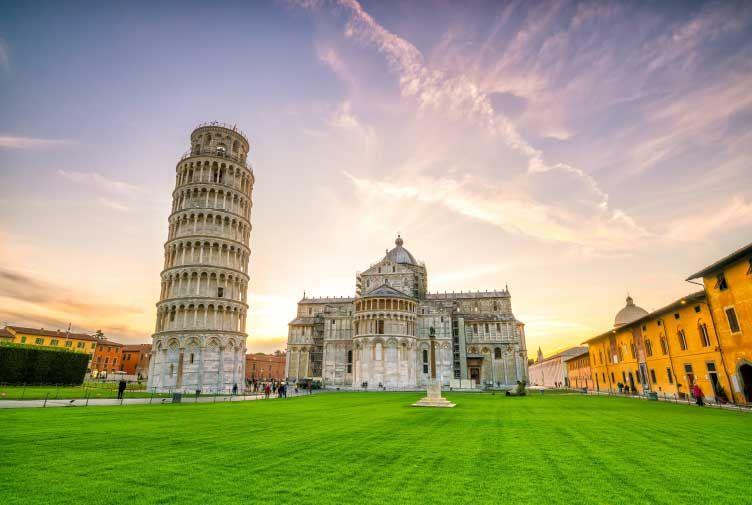 Cinque Terre to Pisa