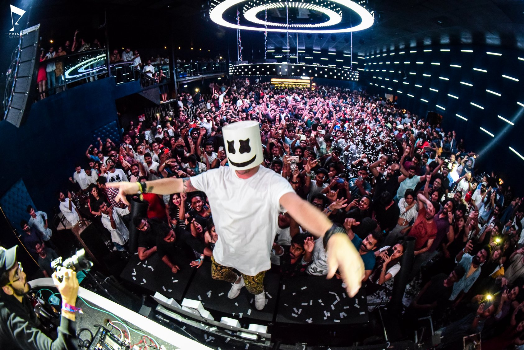 Vh1 Supersonic marshmello after party