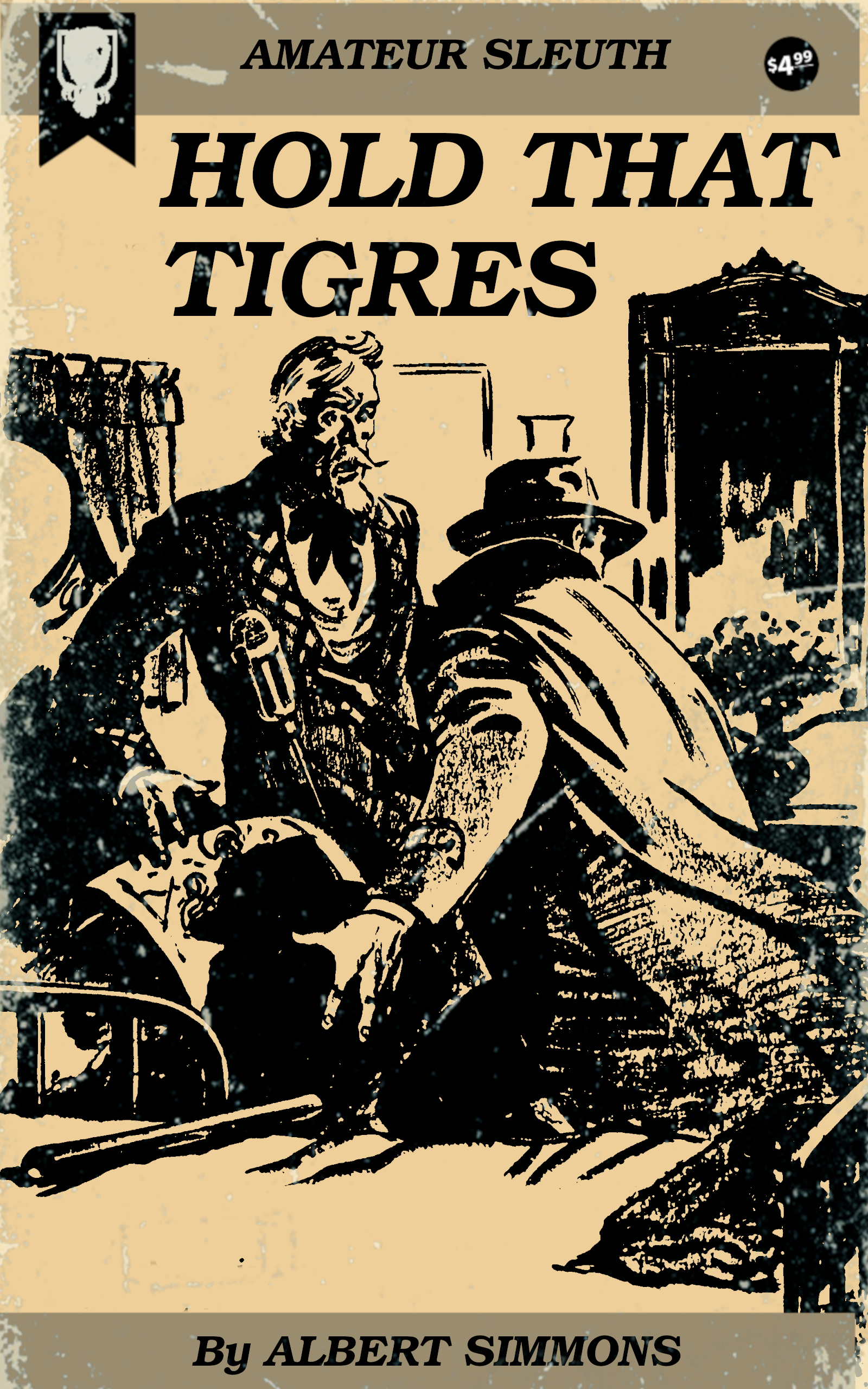Hold That Tigress by Albert Simmons