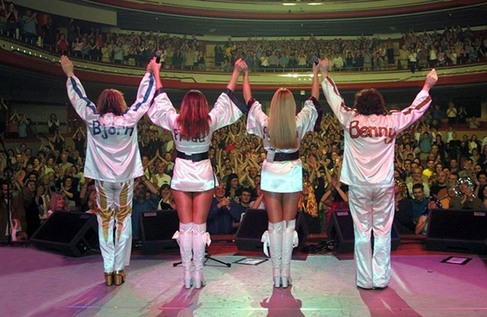 Thank You for the Music ABBA: Björn Again are back
