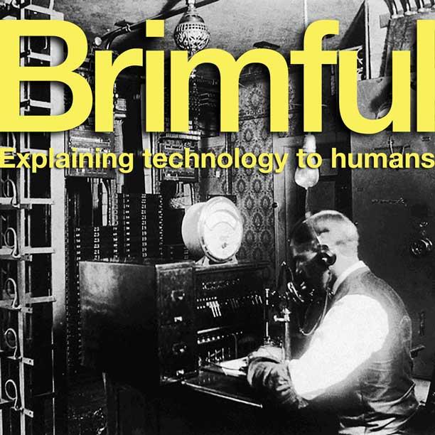 Brimful Podcast logo
