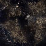 "Madis Kats, Estonia. ""1:1-Cosmos of the inner Child I"" 2016. Photograph, aluminium/ acrylic FineArt, 88x114cm"