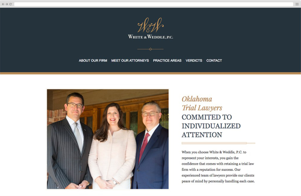 White & Weddle | Oklahoma City Trial Lawyers