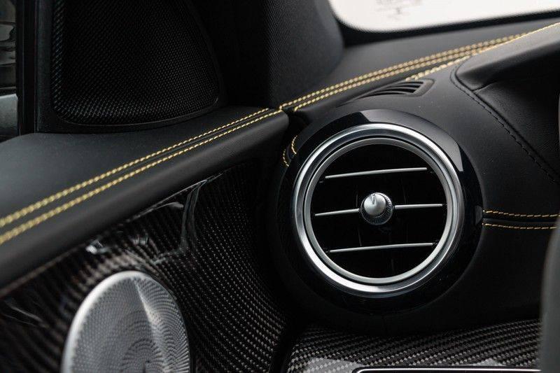 "Mercedes-Benz E-Klasse E63s AMG EDITION 1 4Matic 612pk (MAGNO MAT) Panoramadak Distronic Nightpakket Schaalstoelen Burmester Carbon ComandOnline Keyless 20"" Parktronic Pdc afbeelding 17"