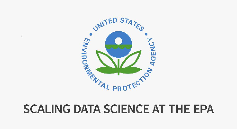 Scaling Data Science at the EPA