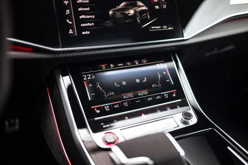 "Audi RS Q8 4.0 TFSI Quattro *RS-Dynamic Plus / Keramisch / Massage / HUD / 23"" / B&O* afbeelding 20"