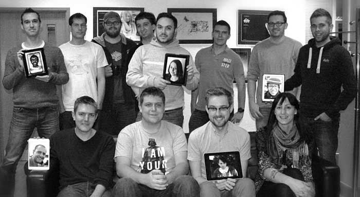 FFC Lightmaker team photo
