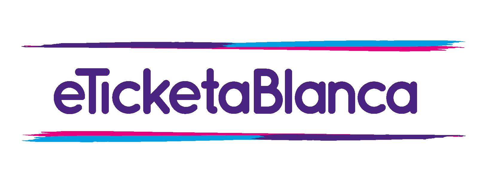 eTicketaBlanca logo