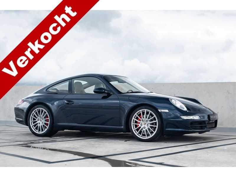 Porsche 911 3.8 Carrera S // Handgeschakeld | Youngtimer afbeelding 5
