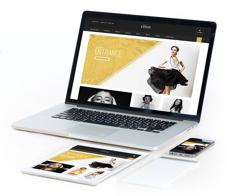 Your Own Custom Ecommerce Website