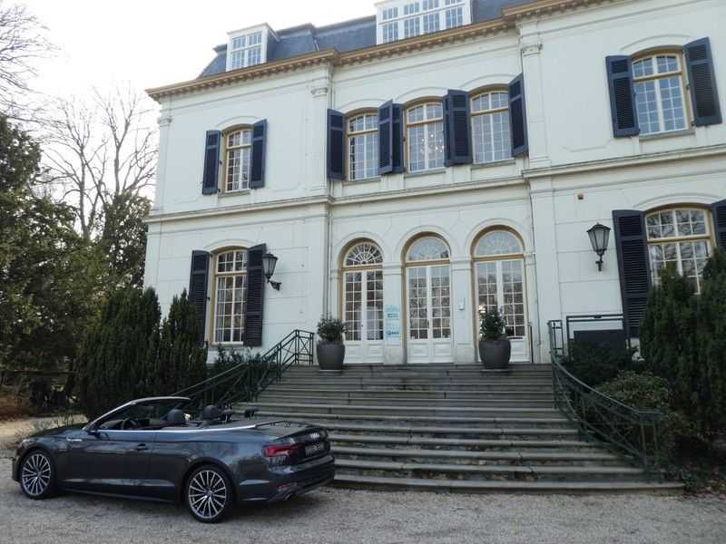 Audi A5 Cabriolet 2.0 TFSI S-Line afbeelding 21