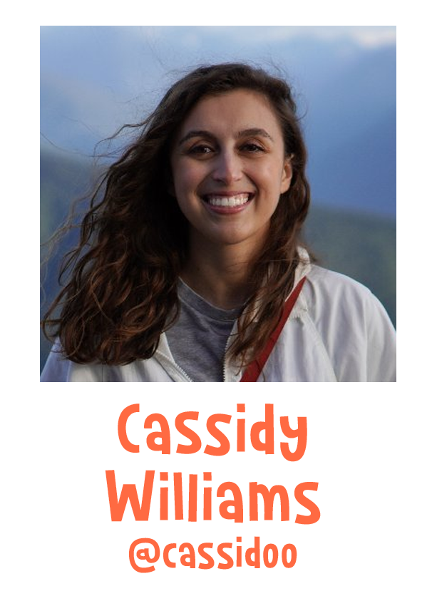 Cassidy Williams