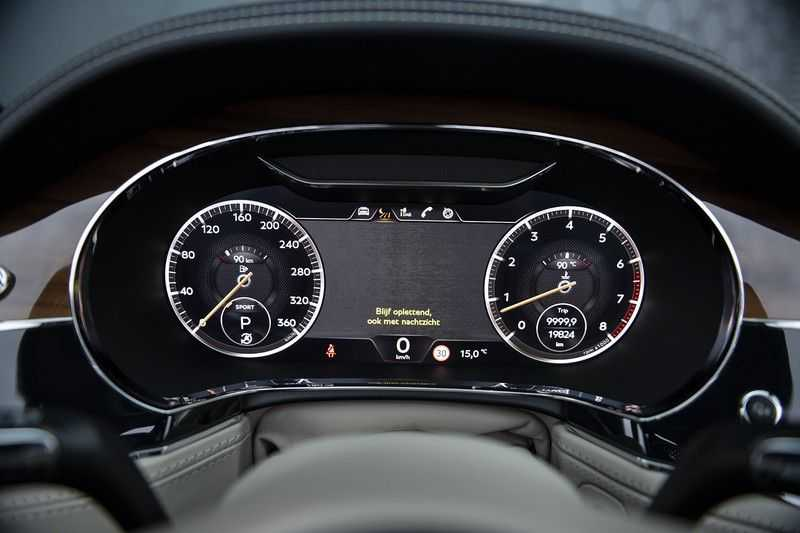 Bentley Continental GTC 6.0 W12 First Edition + Full Carbon Exterior Pack + Black Line Specification +  Naim Audio + Mulliner + Centenary Edition afbeelding 8